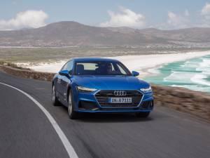 Audi A7 Sportback – Mejor coche premium