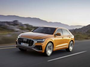 Audi Q8 - Mejor coche premium