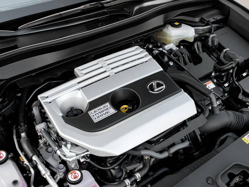 motor Lexus UX 250h