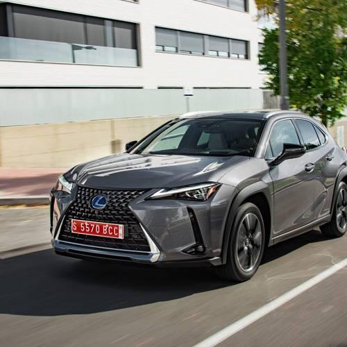 Lexus UX 250h, primer contacto con el nuevo crossover japonés