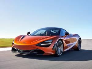 McLaren 720S - Mejor coche de prestaciones
