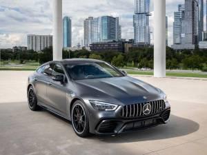 Mercedes-AMG GT Coupé 4 puertas - Mejor coche de prestaciones