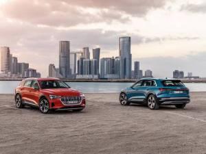Audi e-tron – mejor coche ecológico