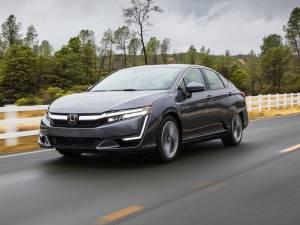 Honda Clarity Plug-In Hybrid – mejor coche ecológico