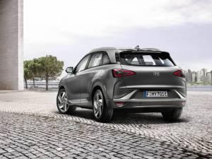 Hyundai Nexo – mejor coche ecológico