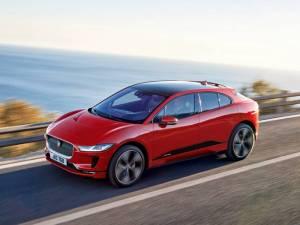 Jaguar I-Pace – mejor coche ecológico