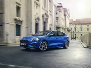 Ford Focus – Mejor coche del Año