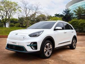 Kia Niro EV - mejor coche ecológico