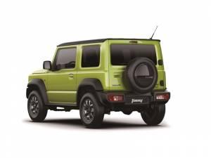 Suzuki Jimny – Mejor diseño