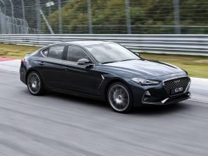 Genesis G70 – Mejor coche del Año