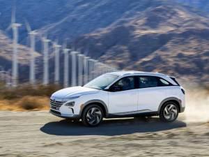Hyundai Nexo – Mejor coche del Año