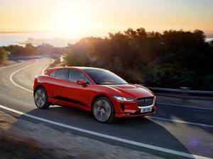 Jaguar I-Pace – Mejor coche del Año