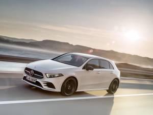 Mercedes-Benz Clase A – Mejor coche del Año