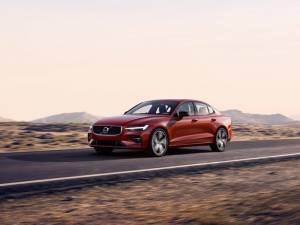 Volvo S60/V60 – Mejor coche del año