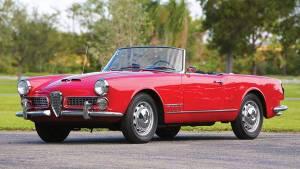 Los mejores coches subastados por Sotheby's