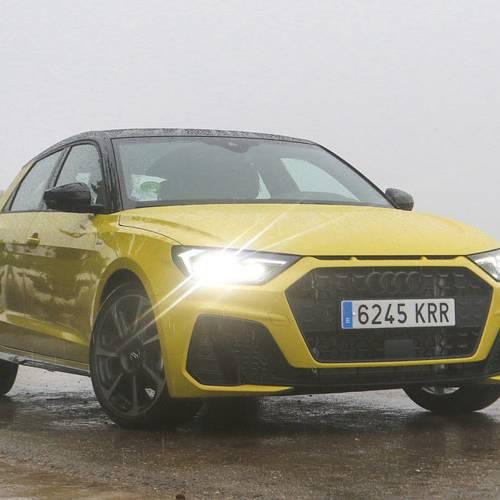 Probamos el Audi A1 Sportback 30 TFSI, un ciudadano ejemplar