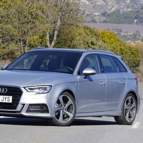Prueba del Audi A3 Sportback 30 TFSI, acceso preferente
