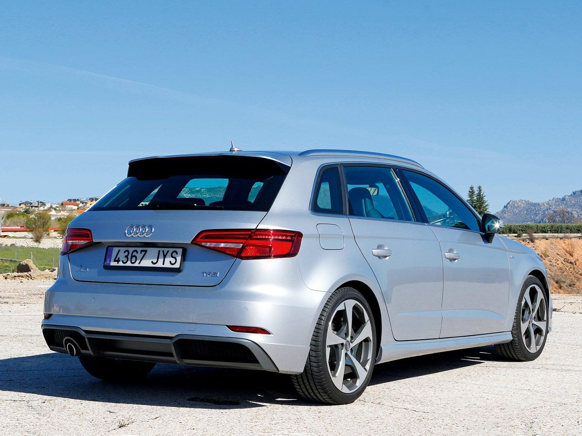 Audi A3 2016 1.0 116 CV