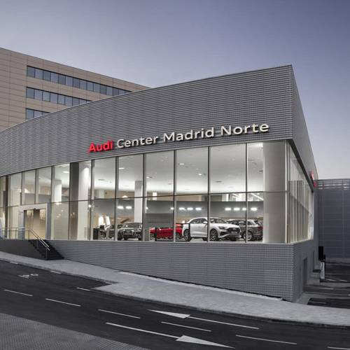 Audi Center Madrid Norte abre sus puertas, trato premium y exclusivo al norte de la capital