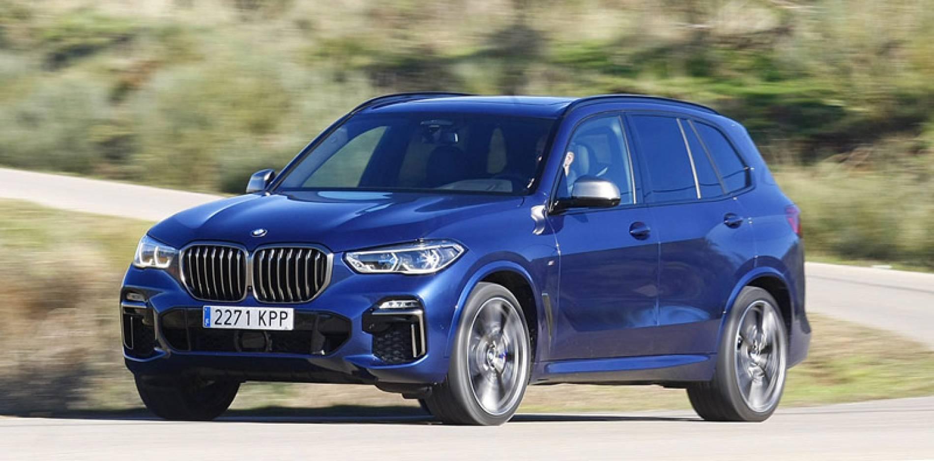 Poderosa excelencia, a los mandos del BMW X5 M50d