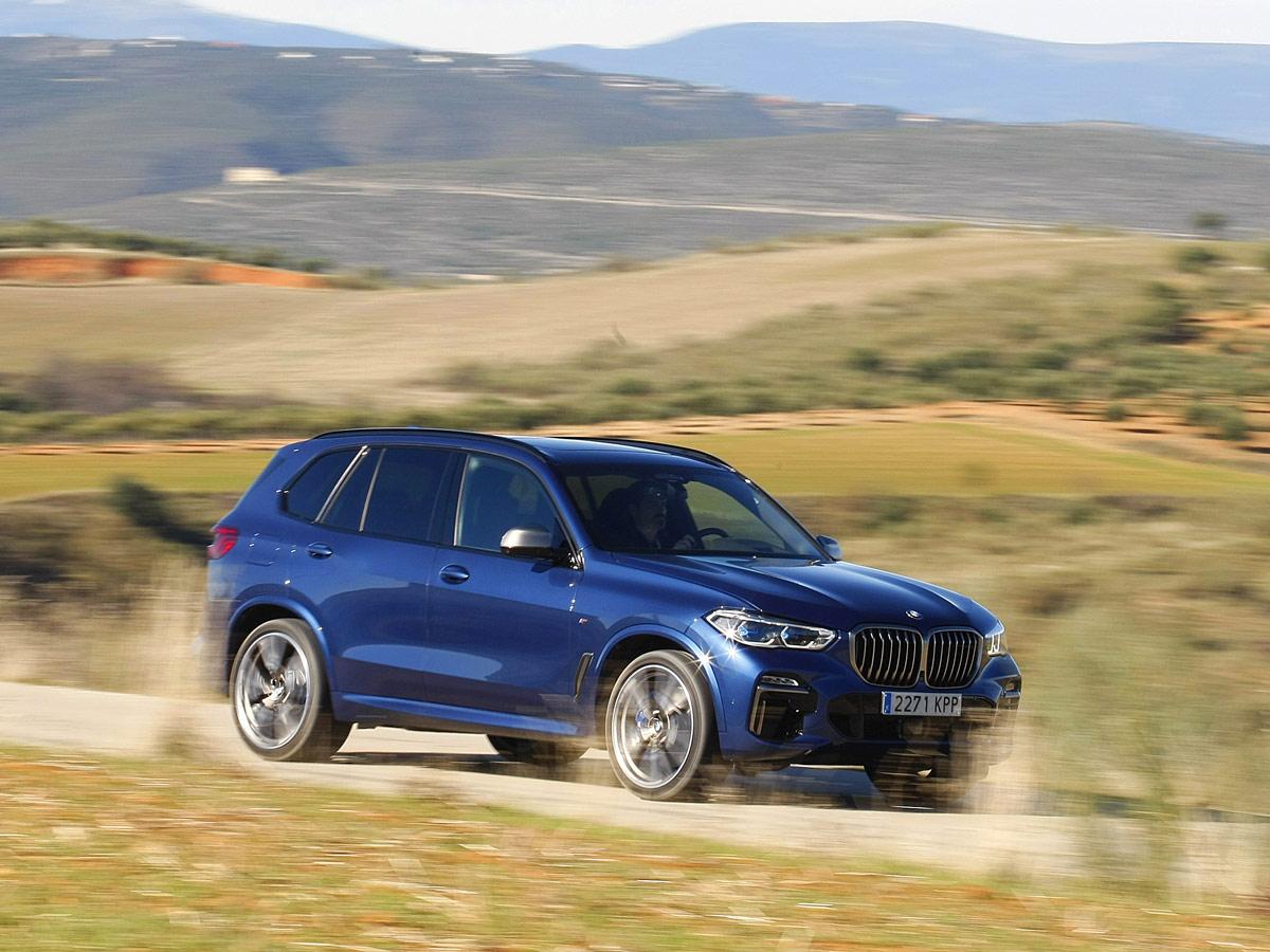 BMW X5 X50d
