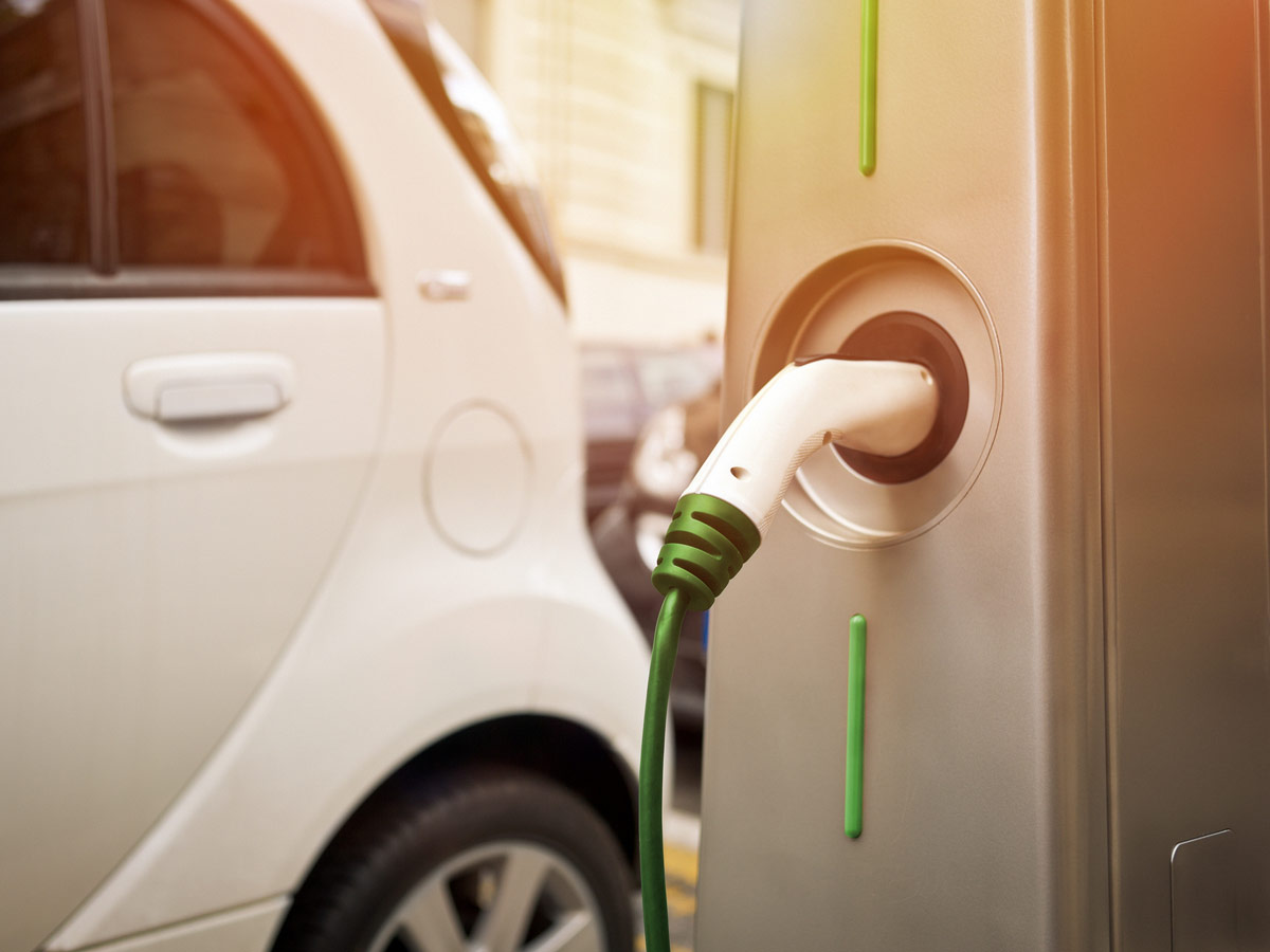 Cargadores coches eléctricos