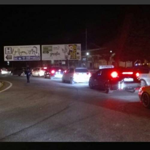 Sancionan a 28 conductores por participar en carreras ilegales en Burgos