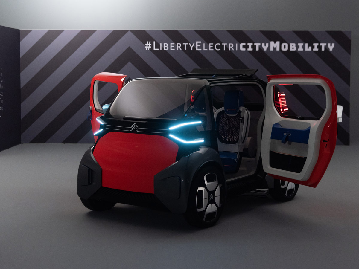Citroën Ami One Concept 2019