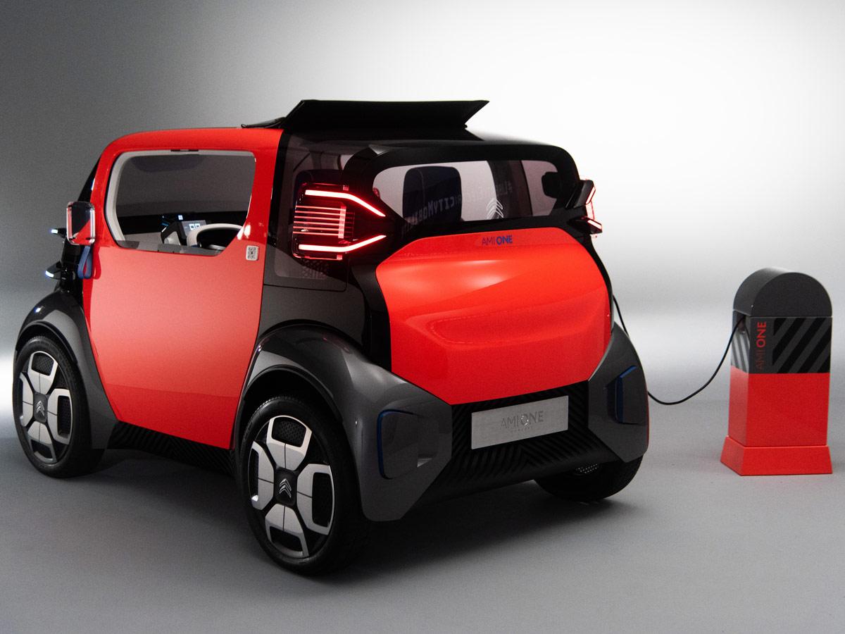Citroën Ami One Concept 2019