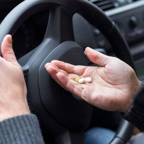 El 5% de los accidentes de tráfico están provocados por el consumo de medicamentos