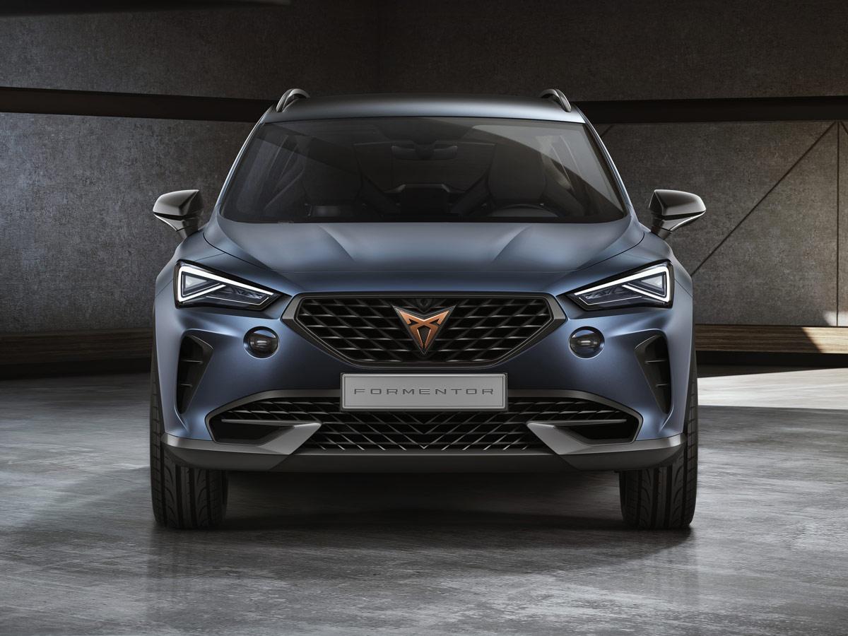 Cupra Formentor Concept Car
