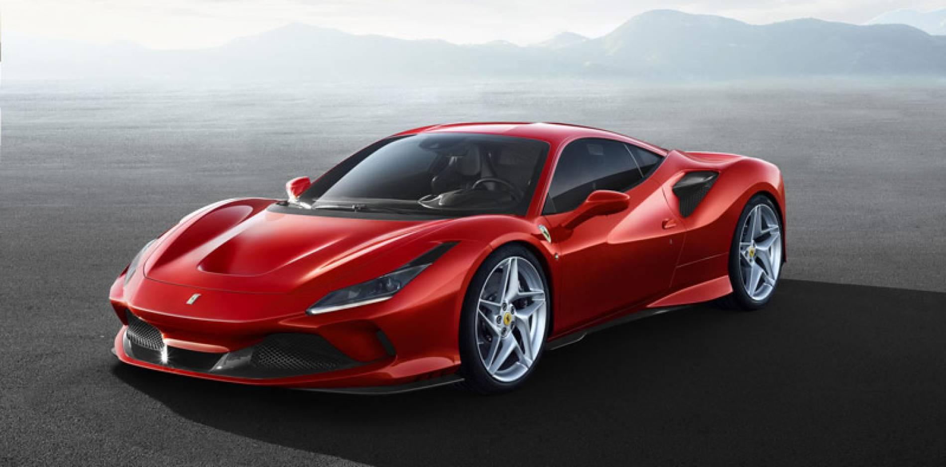 Ferrari F8 Tributo, el último 'cavallino' llega con motor V8 y 720 CV