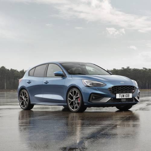 El Ford Focus ST llega en versión gasolina y diésel y con hasta 280 CV