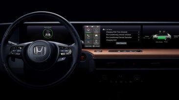 Honda Concept Vehículo eléctrico Salón de Ginebra 2019