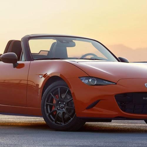 Mazda MX-5 30º aniversario, nuevas maneras de gustarse a uno mismo