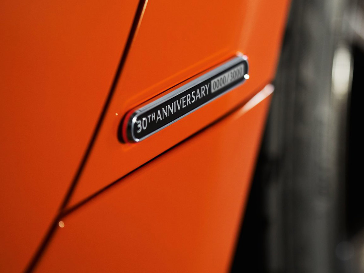 Mazda MX-5 30º aniversario
