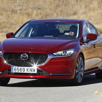 Probamos el Mazda6 2.2 Skyactiv-D 184 CV, cotiza al alza
