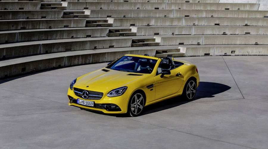 Mercedes-Benz SLC Final Edition, el adiós de un cabrio que cambió la historia de la compañía