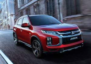 El Mitsubishi ASX renueva su imagen