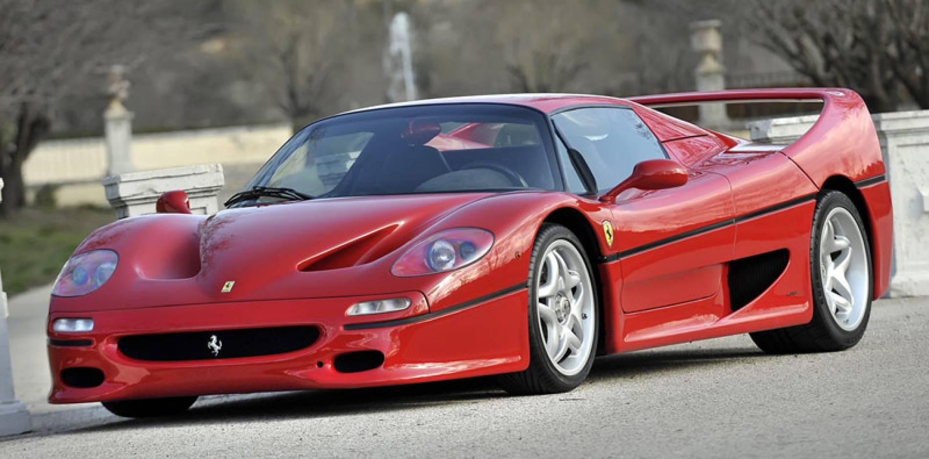 Prueba: Ferrari F50, el superdeportivo que no pudo reinar