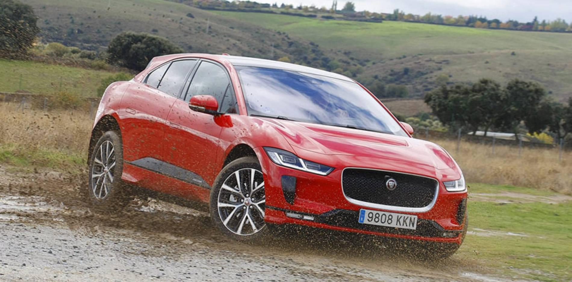 Probamos el Jaguar I-Pace, eléctrico impactante