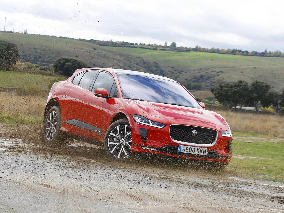 Prueba Jaguar I-Pace 2019