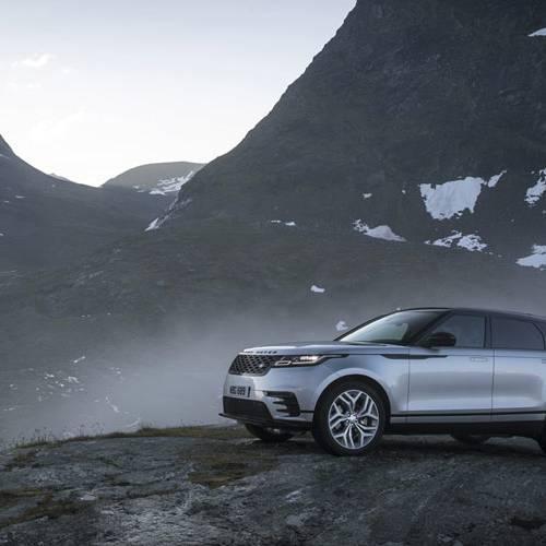 Range Rover Velar, haz caso a tus instintos