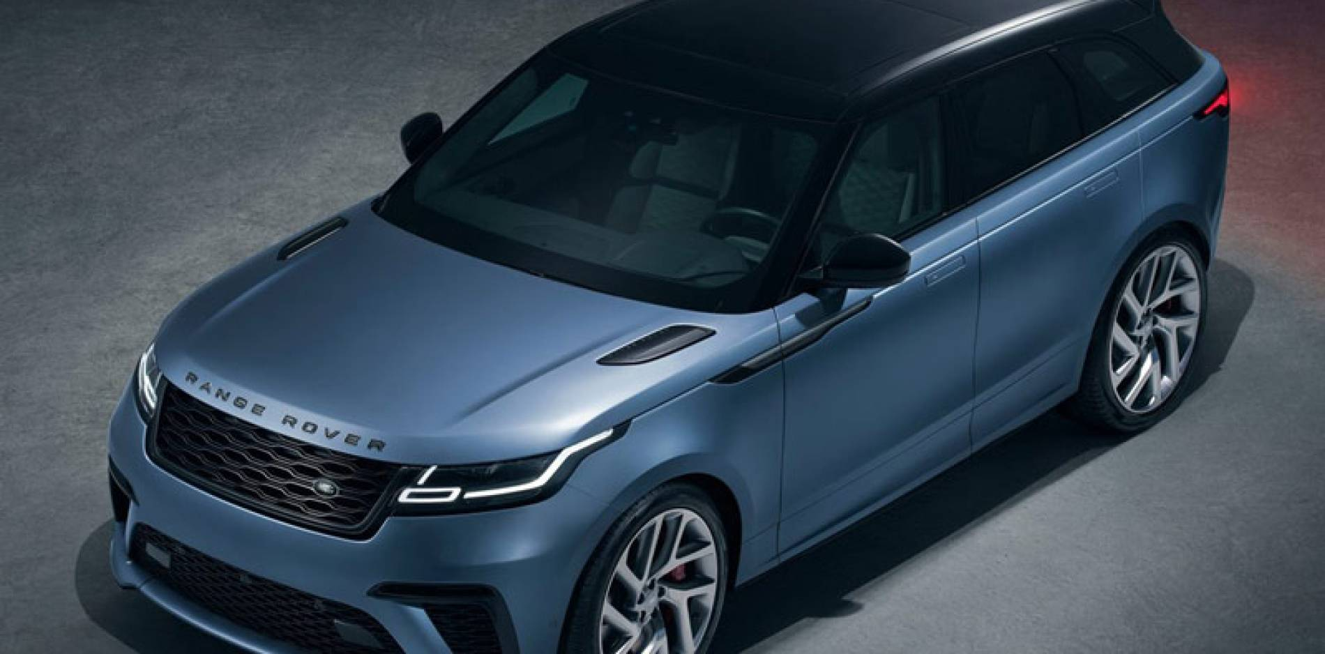 Range Rover Velar SVAutobiography Dynamic Edition, 550 CV de disfrute