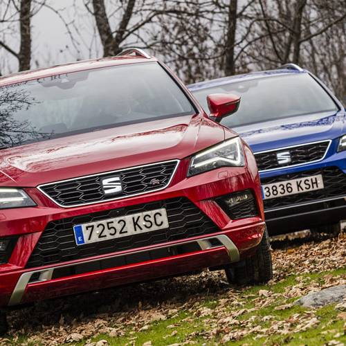 SEAT Ateca, llegan nuevos motores de 150 CV en gasolina y diésel a la gama