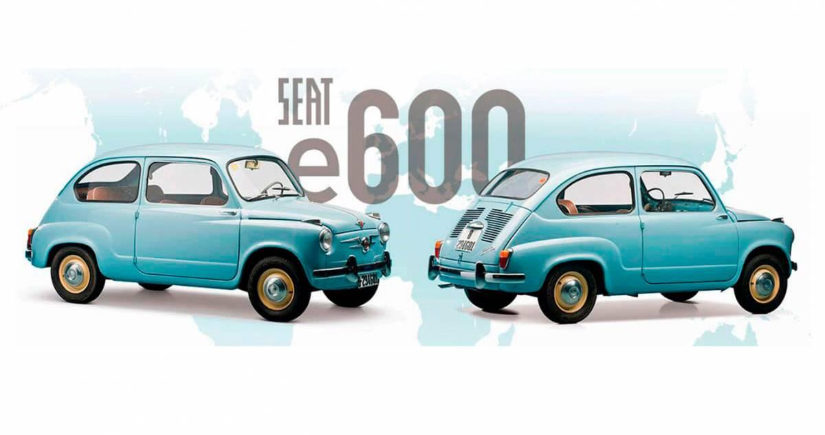 SEAT e600