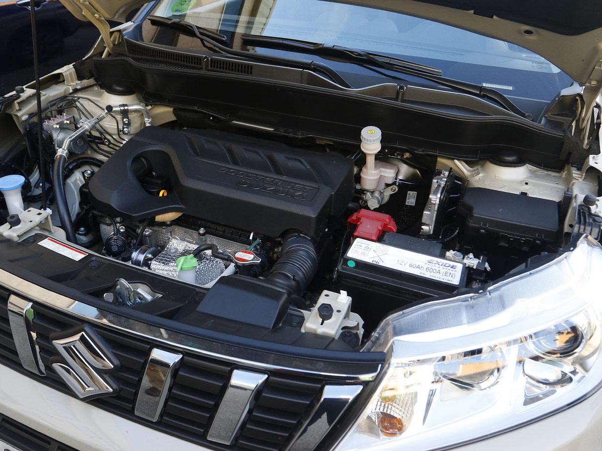 Suzuki Vitara 1.0T 5MT GLE 4WD