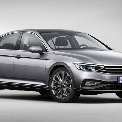 El Volkswagen Passat presentará en el Salón de Ginebra su lavado de cara