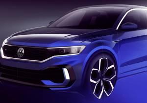 El Volkswagen T-Roc R, la versión más deportiva del SUV, se descubrirá en Ginebra
