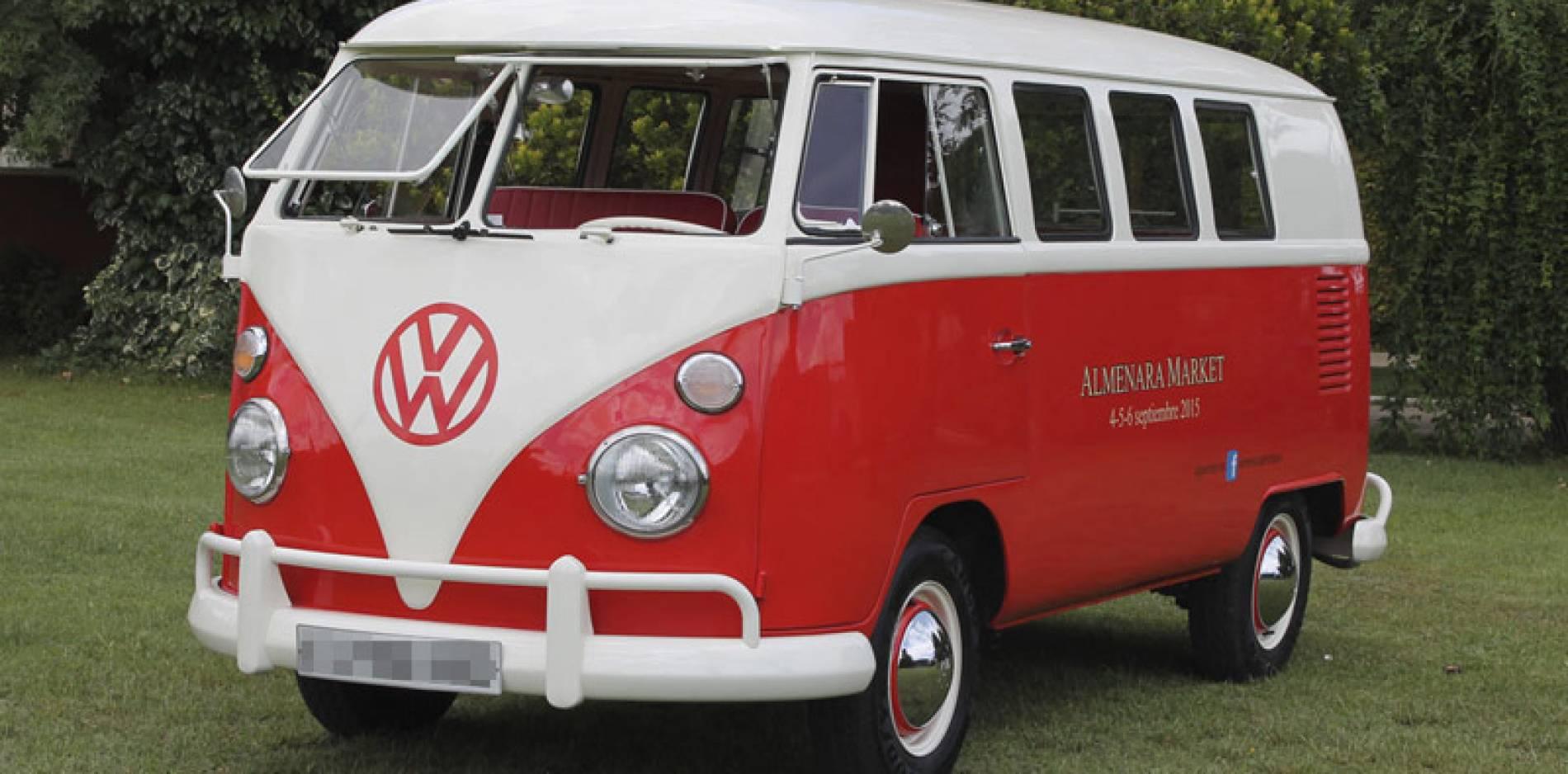 Una Volkswagen T1 de 1967 a prueba, una forma de entender la vida